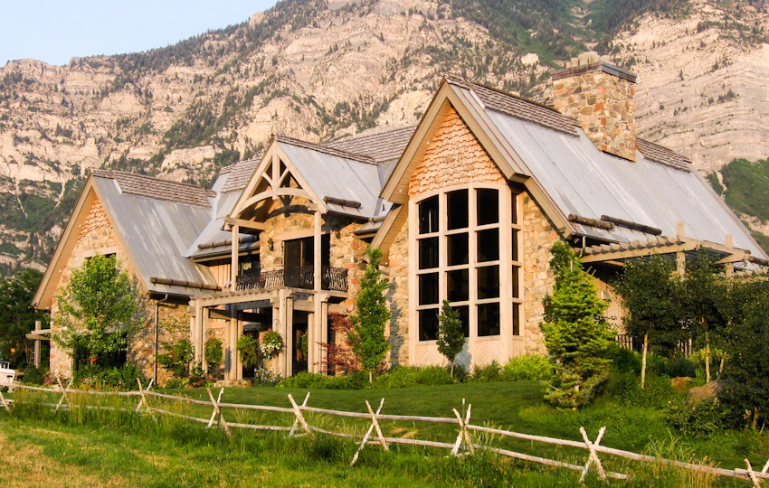 The Danstrup Family Residence, Provo Canyon, Utah
